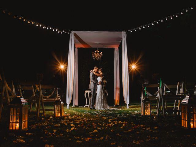 El casamiento de Brenda y Nico