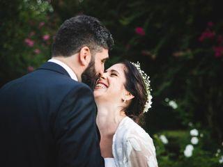 El casamiento de Julia y Alejandro