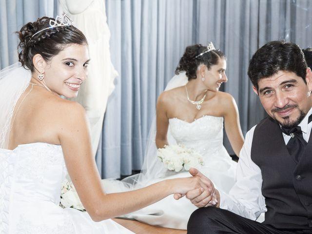 El casamiento de Sonia y Marcelo