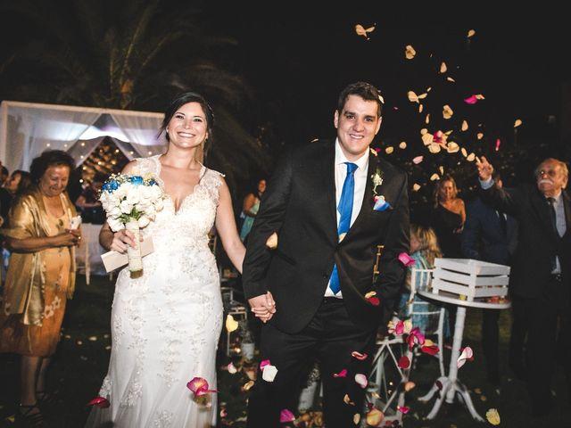 El casamiento de Carla y Eneas