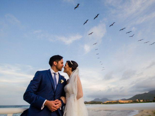 El casamiento de Enrique y Ainoa