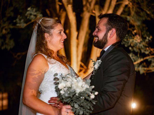 El casamiento de Gise y Cris