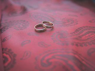 El casamiento de Andy y Fer 1