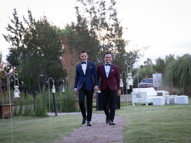 El casamiento de Fer y Andy en San Fernando, Buenos Aires 11