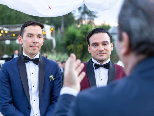 El casamiento de Fer y Andy en San Fernando, Buenos Aires 14