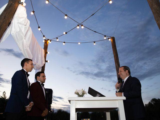 El casamiento de Fer y Andy en San Fernando, Buenos Aires 17
