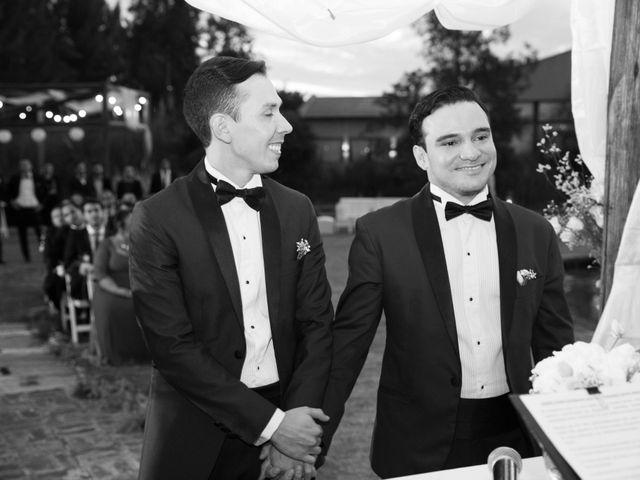 El casamiento de Fer y Andy en San Fernando, Buenos Aires 2