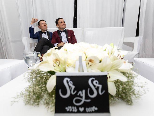 El casamiento de Fer y Andy en San Fernando, Buenos Aires 25