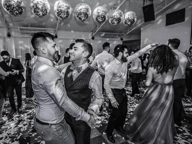 El casamiento de Fer y Andy en San Fernando, Buenos Aires 26