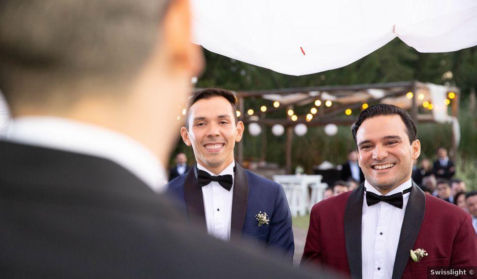 El casamiento de Fer y Andy en San Fernando, Buenos Aires