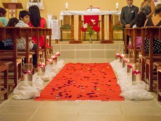 El casamiento de Rita y Daniel 1