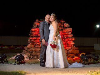 El casamiento de Rita y Daniel