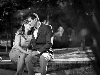 El casamiento de Isabel y Cristian 1