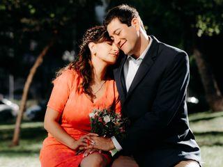 El casamiento de Isabel y Cristian 2