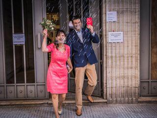 El casamiento de Isabel y Cristian 3
