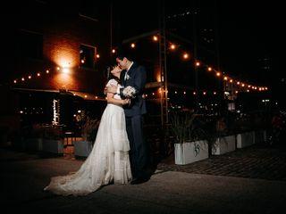 El casamiento de Isabel y Cristian