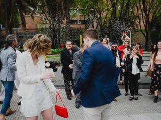 El casamiento de Dolo y Nico 1