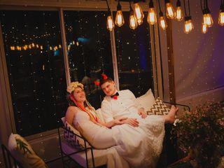 El casamiento de Dolo y Nico