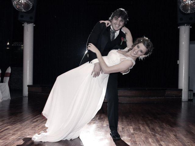 El casamiento de Carla y Mariano