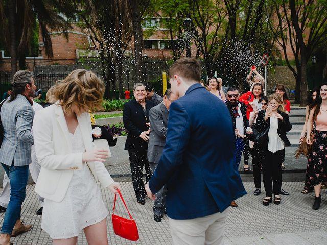 El casamiento de Nico y Dolo en La Lucila, Buenos Aires 3