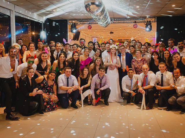 El casamiento de Nico y Dolo en La Lucila, Buenos Aires 41
