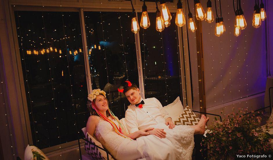 El casamiento de Nico y Dolo en La Lucila, Buenos Aires
