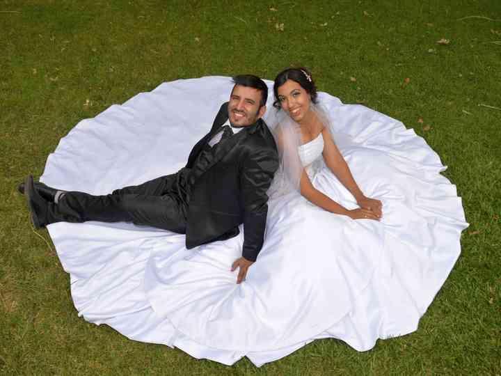 El casamiento de Laura y Esteban
