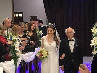 El casamiento de Natalia y Ezequiel 1