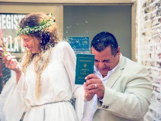 El casamiento de Evelyn y Exequiel 2