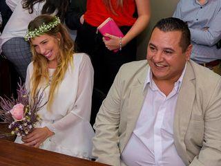 El casamiento de Evelyn y Exequiel 3