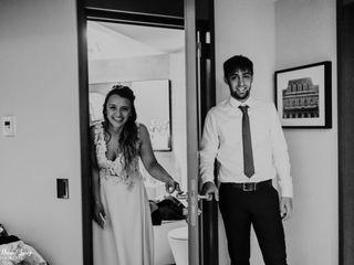 El casamiento de Nadia y Ramiro