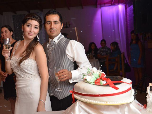 El casamiento de Bruno y Mary