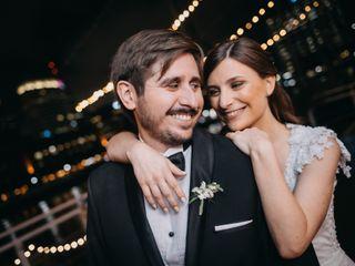 El casamiento de Ana y Santi