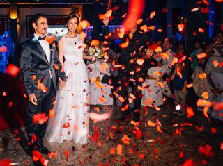 El casamiento de Lisa y Lucho
