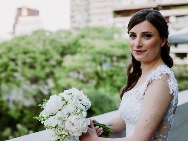El casamiento de Santi y Ana en Puerto Madero, Capital Federal 1