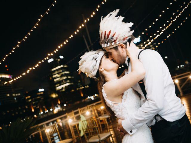 El casamiento de Santi y Ana en Puerto Madero, Capital Federal 10