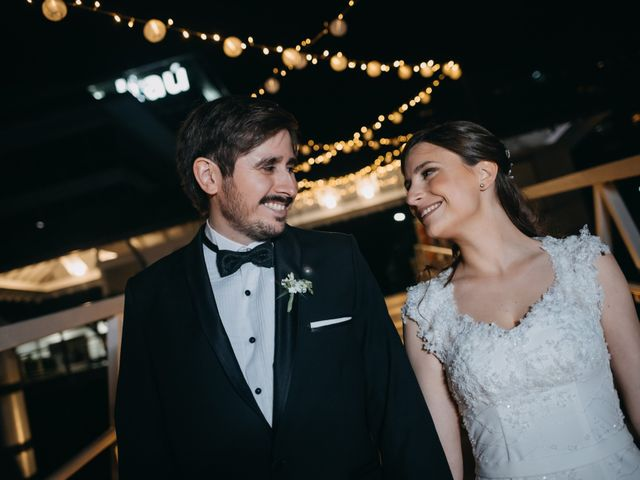 El casamiento de Santi y Ana en Puerto Madero, Capital Federal 19