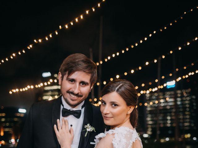El casamiento de Santi y Ana en Puerto Madero, Capital Federal 20