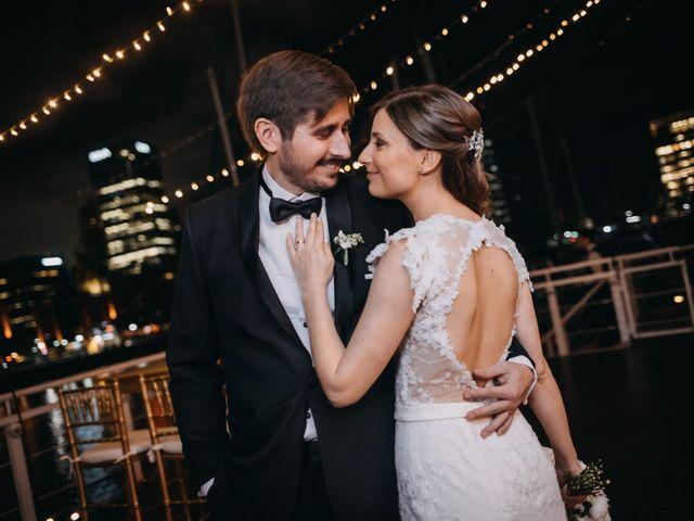 El casamiento de Santi y Ana en Puerto Madero, Capital Federal 21