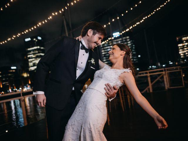 El casamiento de Santi y Ana en Puerto Madero, Capital Federal 22