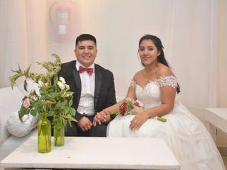El casamiento de Tamara y Lus 1