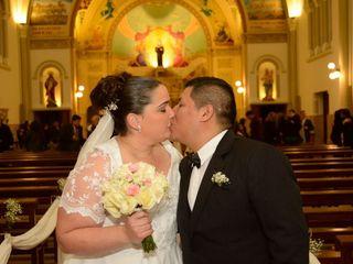 El casamiento de Pamela y Juan Carlos