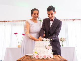 El casamiento de Gaby y Guille