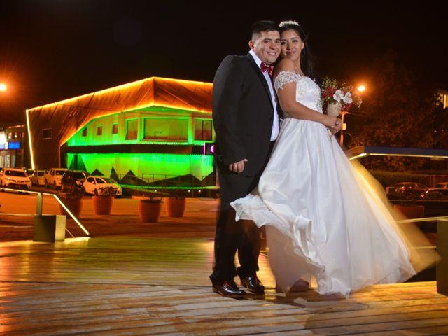 El casamiento de Tamara y Lus