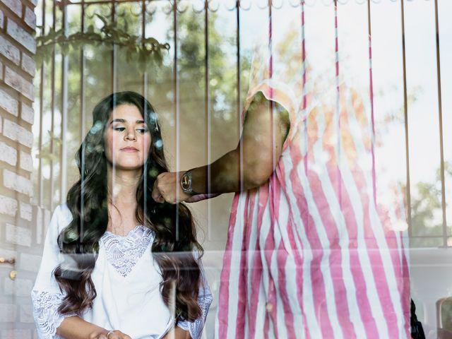 El casamiento de Nico y Carlita en Saavedra, Capital Federal 8