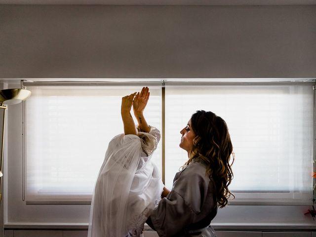 El casamiento de Nico y Carlita en Saavedra, Capital Federal 10