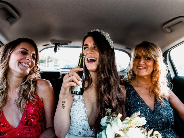 El casamiento de Nico y Carlita en Saavedra, Capital Federal 1