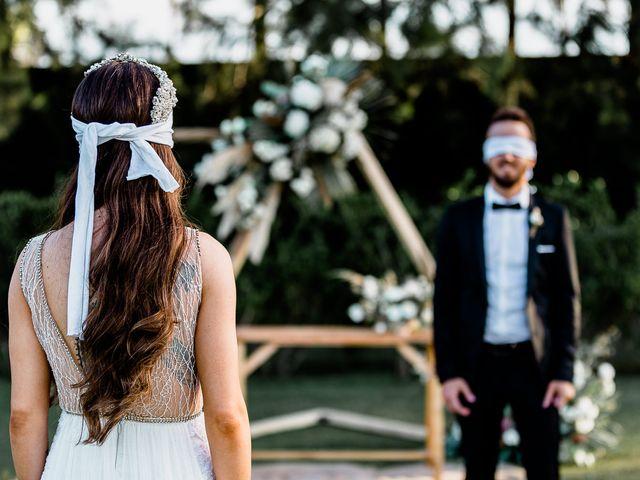 El casamiento de Nico y Carlita en Saavedra, Capital Federal 33