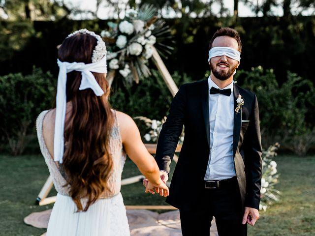 El casamiento de Nico y Carlita en Saavedra, Capital Federal 34