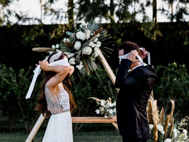 El casamiento de Nico y Carlita en Saavedra, Capital Federal 36